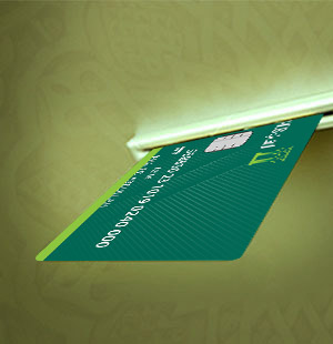 MADA CARD FROM ALAHLI