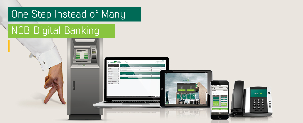 Digital Banking Ncb Alahli Bank