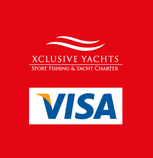 Xclusive Yachts with NCB Visa Platinum Credit Cards